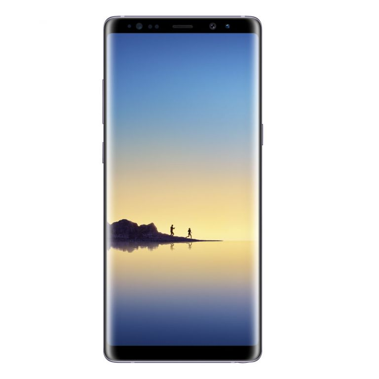 CELULAR LIBRE SAMSUNG GALAXY NOTE 8 MIDNIGHT BLACK